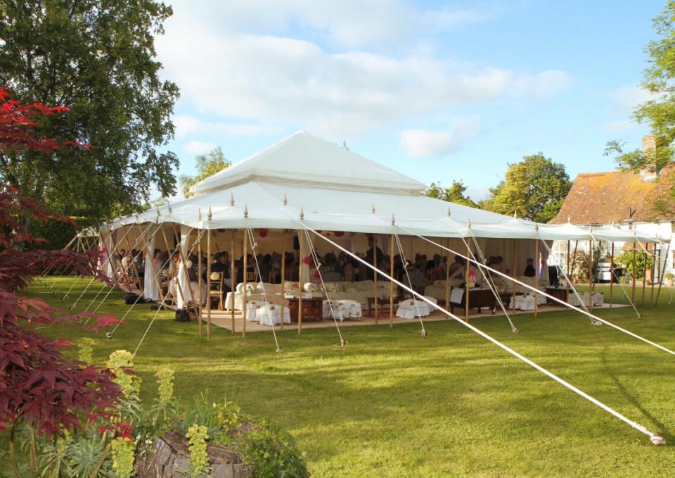 Garden Party Tent Hire