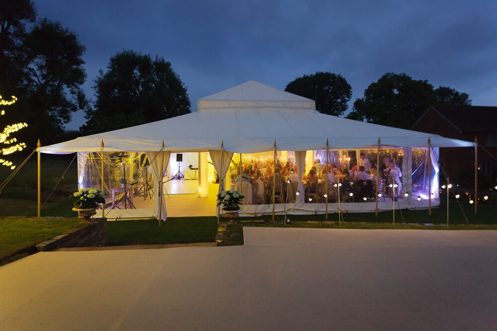 Lulette Wedding Tent