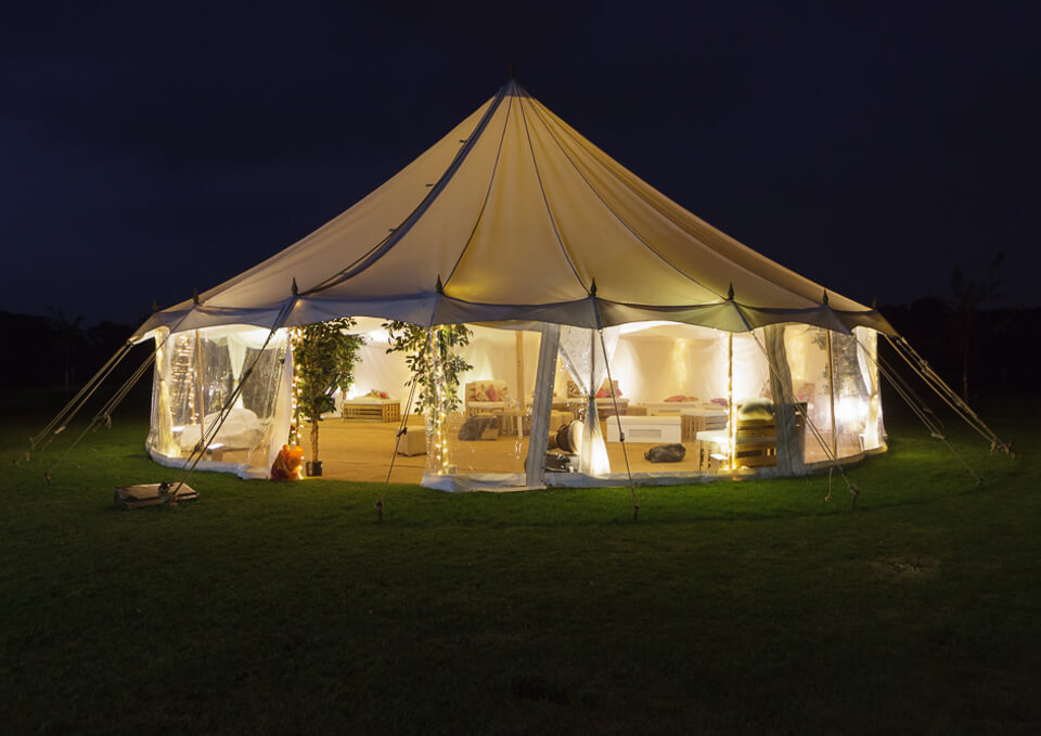 OYSTER Pearl Tent 3