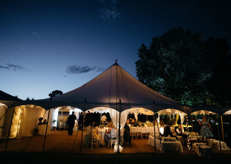 Tent Wedding Extension